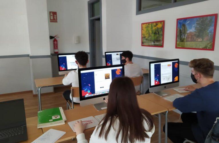 El IES Azuer participa en la fase provincial de la XII Olimpiada Española de Geología 2021.