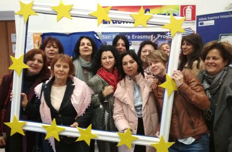 El programa Erasmus+ sigue internacionalizando el IES AZUER