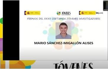 El IES Azuer triplemente premiado en el XXXII certamen de jóvenes investigadores
