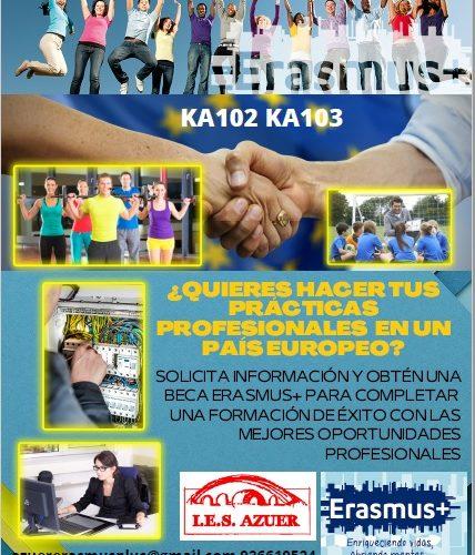 Erasmus+ 2021 /22 !!